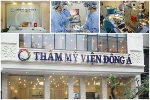 Viện Điều Trị Nám tại Hà Nội