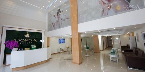 Viện điều trị nám tại Cần Thơ