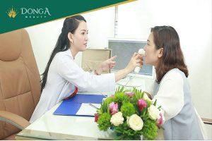 Video điều trị nám của khách hàng Cao Thị Vân