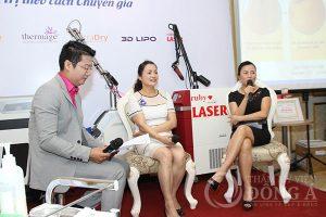 """""""Tôi đã khỏi nám sau 1 liệu trình điều trị"""" – chia sẻ của chị Trần Thị Vân"""