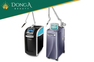 Hệ thống máy móc công nghệ cao tại Viện điều trị Nám