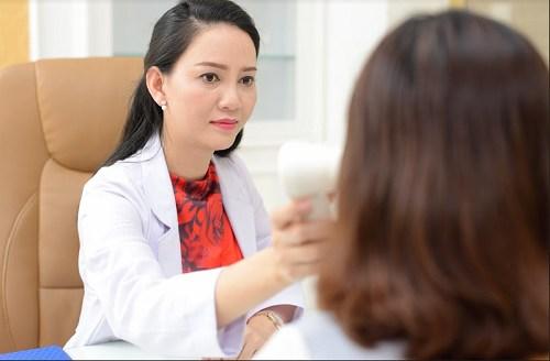 Bác sĩ Như Viện điều trị nám Đông Á