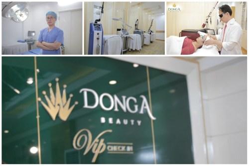 Thẩm mỹ viện Đông Á - Đơn vị dẫn đầu trong trị trường trị nám da