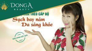 Theo chân hành trình trị nám của NSUT Thu Hương