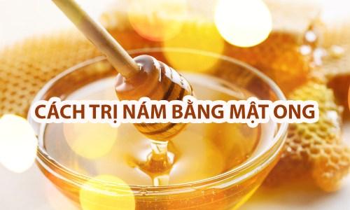 Bí quyết để có cách trị nám bằng mật ong đơn giản & hiệu quả nhất