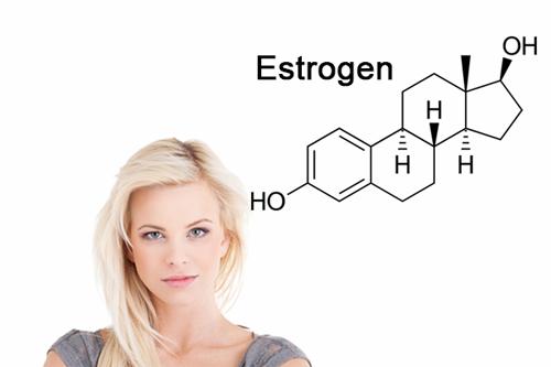 Estrogen bị thiếu hụt làm cho da bị lão hóa, sạm da