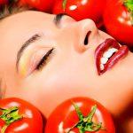 Mặt nạ cà chua và những công dụng tuyệt vời đối với làn da
